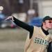 St. Patrick shortstop Ben Kusinski