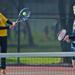 Glenbrook South's Sebastien DesRoberts and his doubles partner Mike Baddeloo
