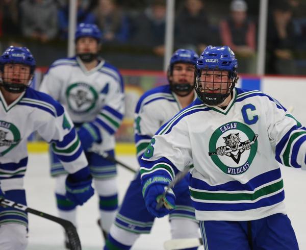 Eagan High School Hockey