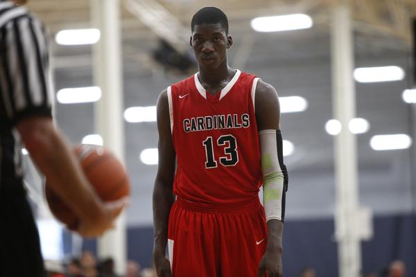 EYBL Defensive Player of the Year: Cheick Diallo