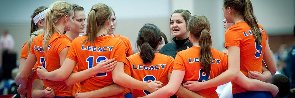 Legacy Volleyball Club