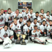 Jim Dinwoodie and the North Shore Winter Club Bantam A1 Winterhawks