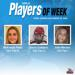 Titans announce McKaeyla Field, Sierra Celiberti and Julia Marano as Girls' Players of the Week for Week Ending November 22