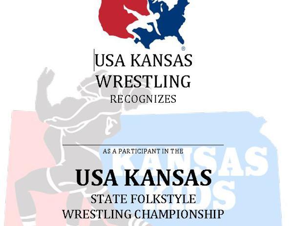 Kansas USA Wrestling