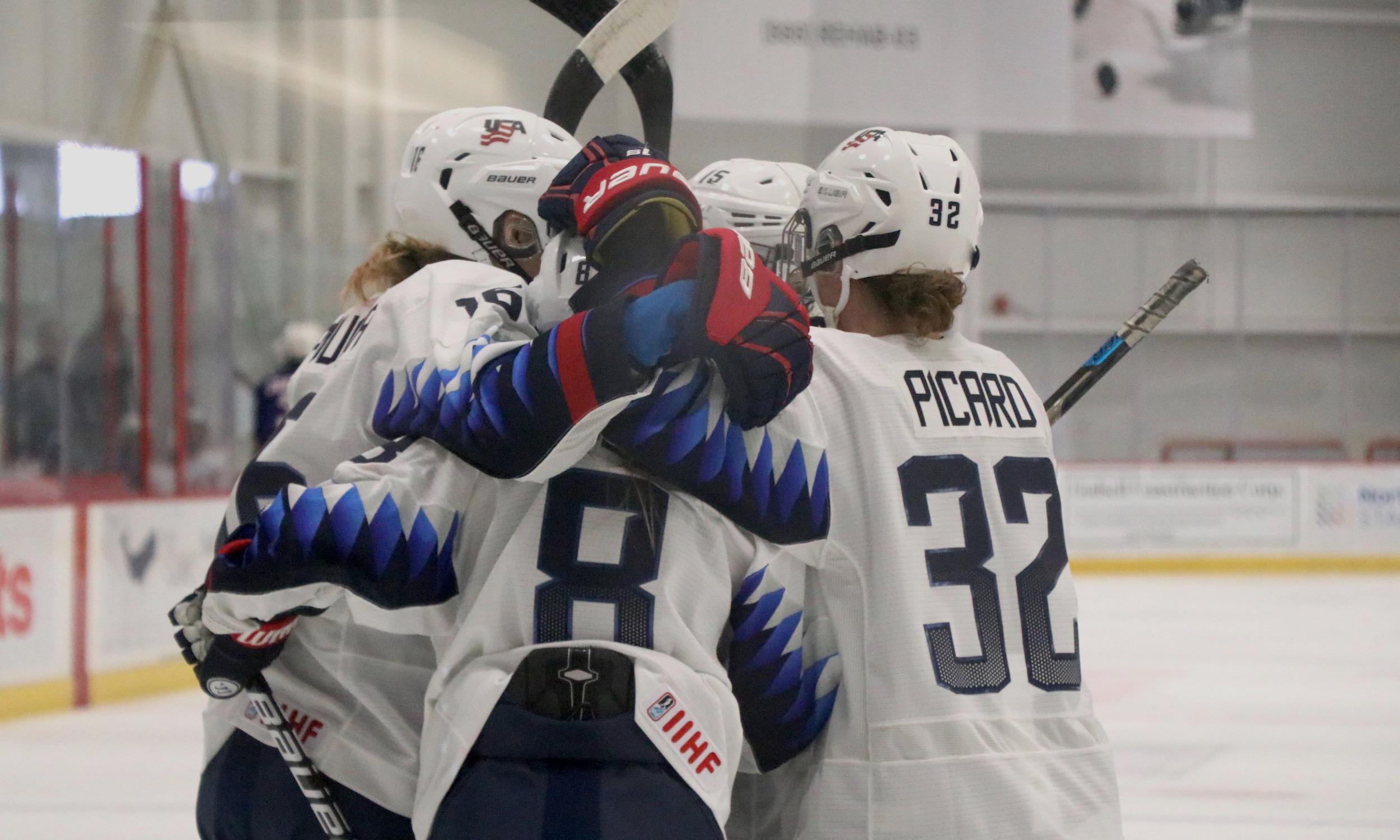 e11622abae4 Team USA Hockey