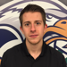 Robert Tanner brings experience from the BCHL to the SJHL as the team's new Athletic Therapist and Equipment Manager. Photo courtesy of the Surrey Eagles.