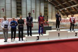 Team Usa Sweeps Individual Golds In Klagenfurt