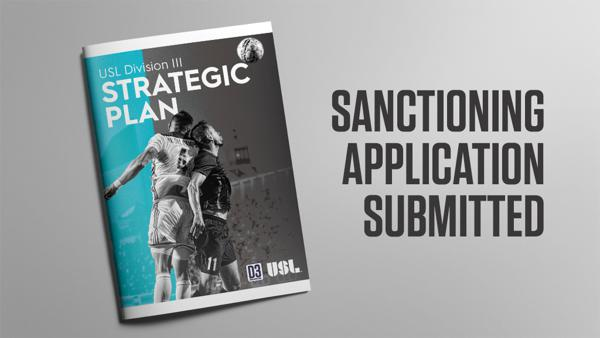 USL Division III Files Sanctioning Paperwork to U.S. Soccer
