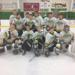 PeeWee B Team for Takes 2nd Place in the Sauk Rapids Tournament