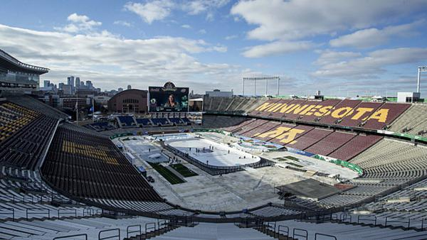 Outdoor Overview: Stadium Series Timeline