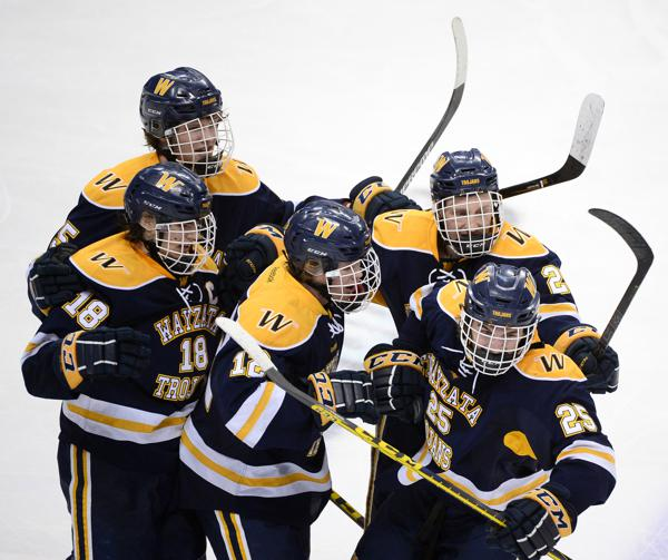 MN H.S.: Souhan - Long Journey For The Puck, And Player Who Gave Wayzata Title