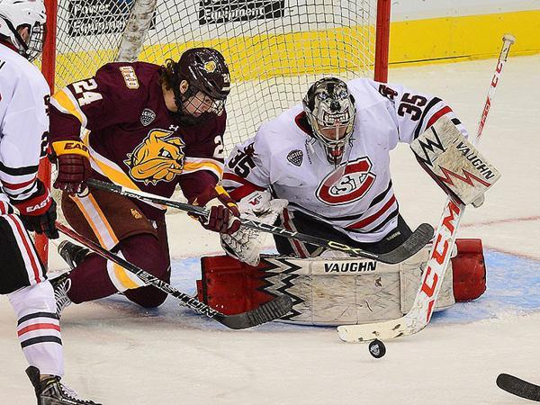 NCAA: St. Cloud State, Minnesota Duluth Advance To Association Tourney