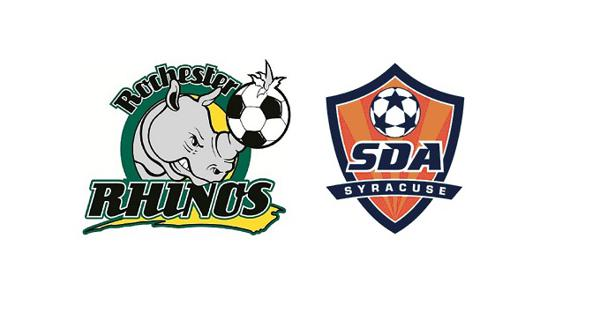 Rochester Junior Rhinos Announce Affiliation with SDA