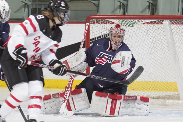 Women S National Team Goaltending Development Camp Dates Set