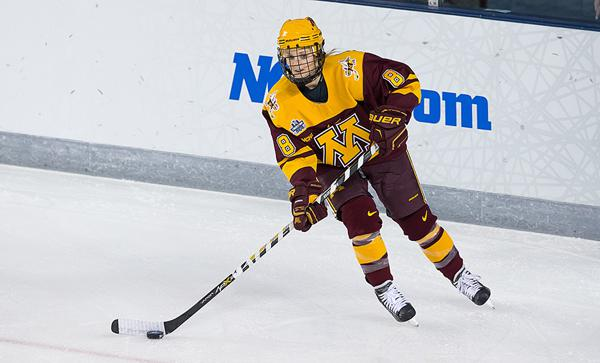 WCHA: Women - From Rise To Recovery, Kessel's Journey Was Never Easy
