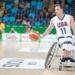 Photo credit: Casey Gibson, U.S. Paralympics
