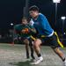 Adult Men's Flag Football Leagues played on turf fields in central Houston, Tx