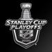 2020 Stanley Cup Playoffs logo. Graphic courtesy of the NHL