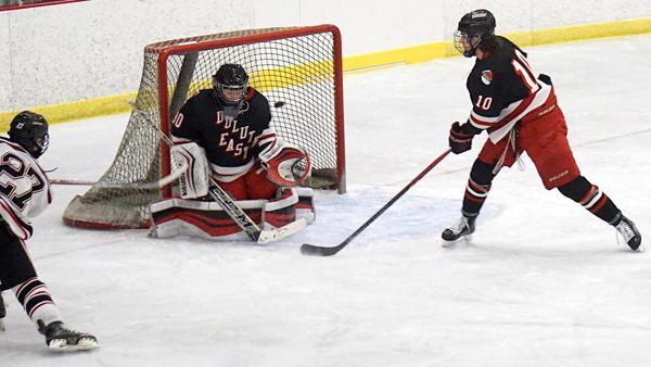 MN H.S.: No. 10 Centennial Tops Duluth East 4-2