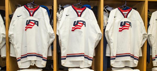 WJC: U.S. Blanks Czechs A Day After Surprising Cuts