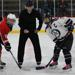 Metro Lynx's Julia Dragoo and Appleton United's Madison Schultz