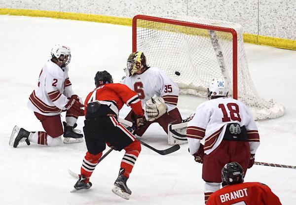 MN H.S.: Battle Of Lakeville - North Beats South 3-2 In OT
