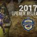 2017 USL releases home opener versus souther derby rivals