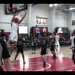 Orangeville Prep's James Karnik dunks on Southwest Academy - OSBA