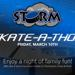 2017 Skate-A-Thon - BBQ, Ben & Jerry's Ice Cream, Mobile DJ, Photo Booth, Prizes & More