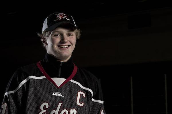 MN H.S.: You Already Knew This - Eden Prairie's Casey Mittelstadt Is The Metro Player Of The Year