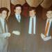 Tom, Gary, Billy and Bob Melchionni