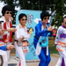 elvis impersonator runners