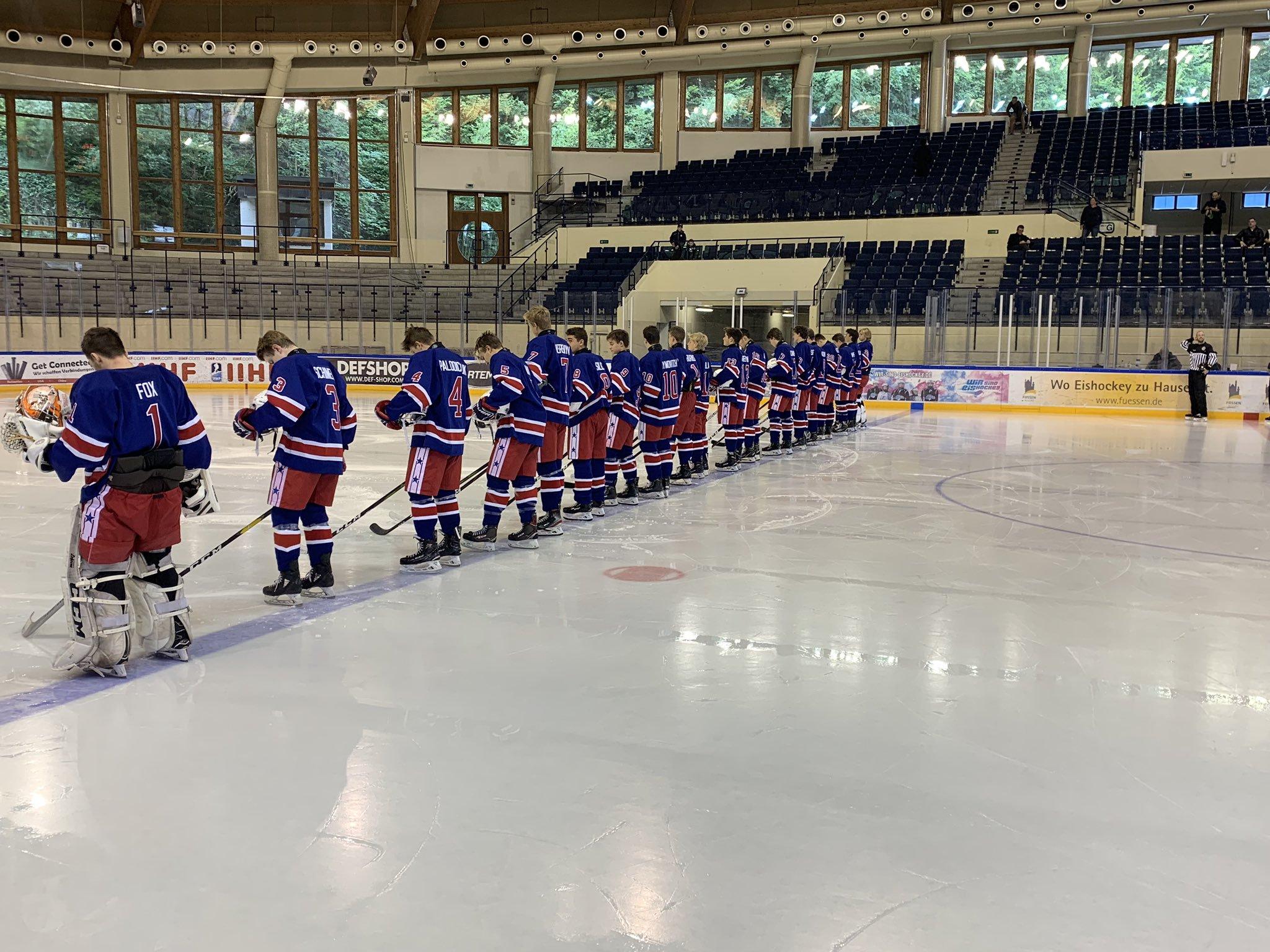 Team USA Hockey