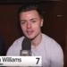Ryan Williams in the Fury FC locker room.