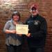 Chris Miller awarded with Coaching Excellence Award