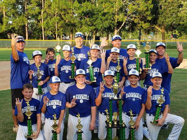 Julington Creek Baseball Association