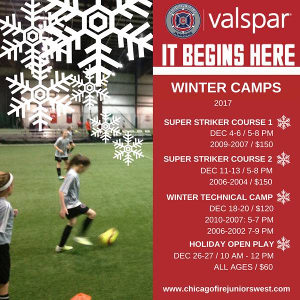 Winter Camp Registration Is Now Open