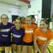 Girls volleyball with the WMVA