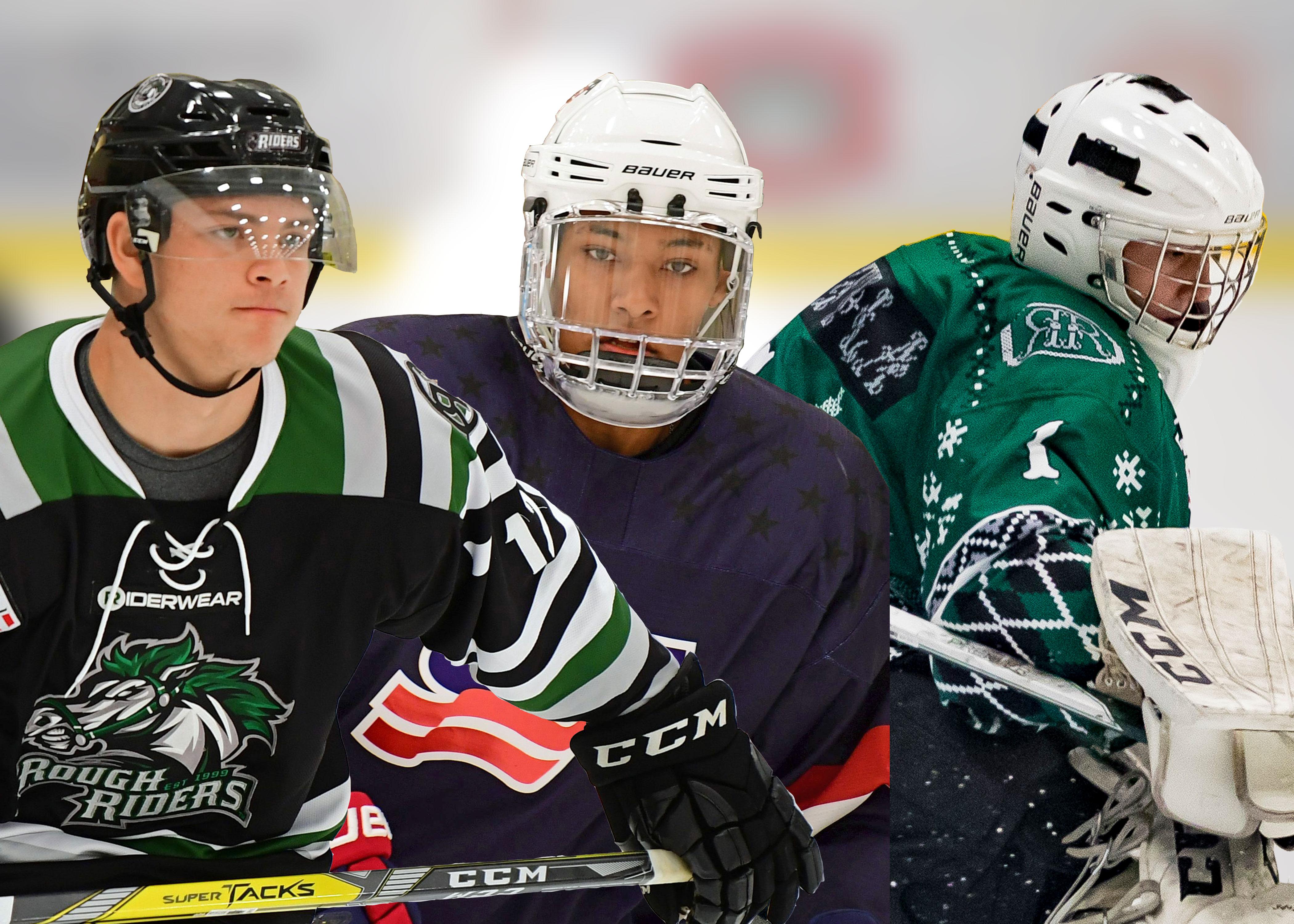 USHL: Players Of The Week - Week 10, 2017-18