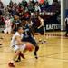 Eastern improved to 7-3 in handing Atlantic City its first loss