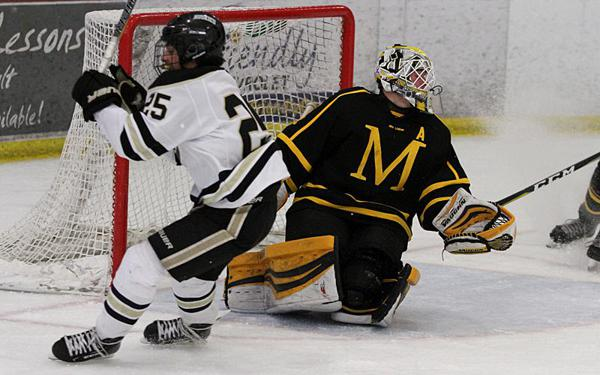 MN H.S.: Andover Tallies Late Goal To Edge Duluth Marshall At Home