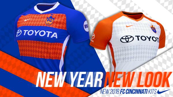 762c96586 Introducing the 2018 FC Cincinnati Home and Away Kits