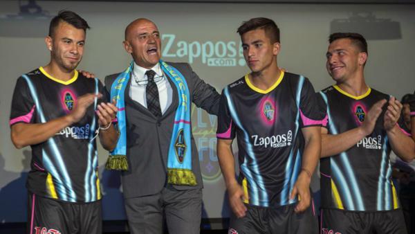 Lights FC Reveals Primary Uniforms