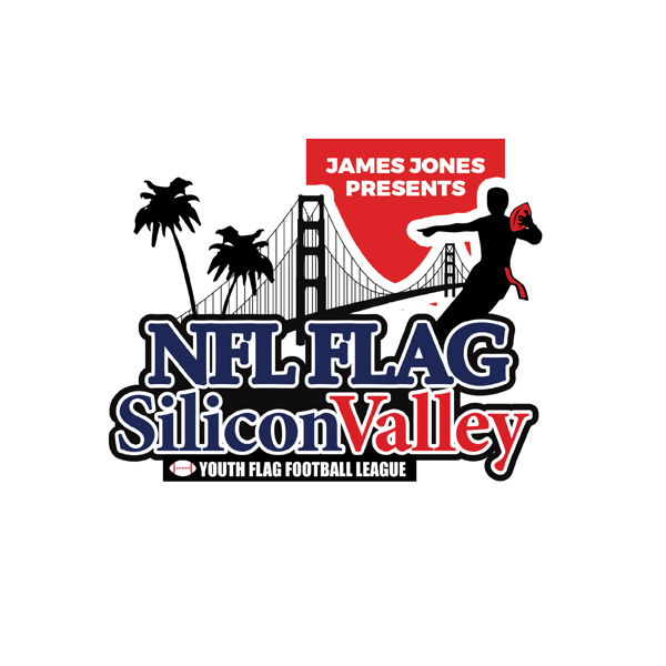 21d4adc27 NFL Flag Silicon Valley Partners with Former NFL Wide Receiver and San Jose  Product James Jones