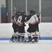The Pics 16U team celebrates a goal