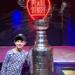 Titans Player Gets to Touch the Biggest Award in Hockey