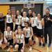 The South Windsor Warriors Major Bantam girls team participated in the Blessed Sacrament tournament on March 2-4 in Hamilton Ontario. The girls we looking to repeat as gold medal winners and they did just that!