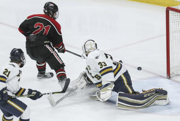 MN H.S.: Friday's Boys' Hockey State Tournament Recap