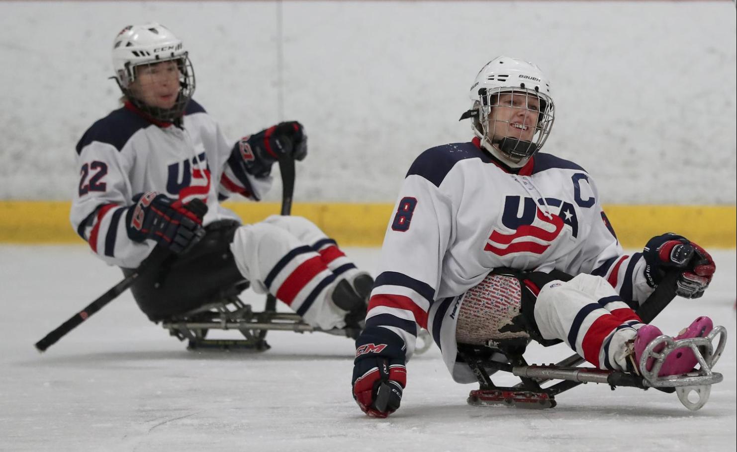 U.S. Women s Development Sled Hockey Team Closes Series vs. Canada with 2-1  Win ba6456082