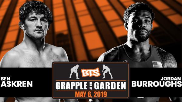 80738ed9fb7d74 Burroughs and Askren to meet at Grapple at the Garden